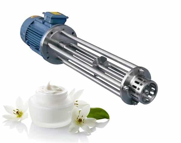 homogenizer Emulsifier mixer