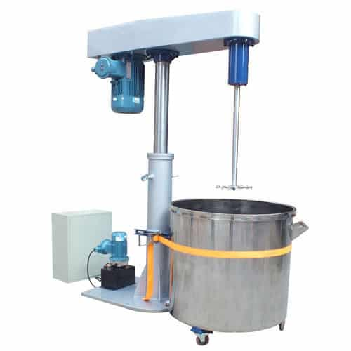 hudraulic high speed mixer