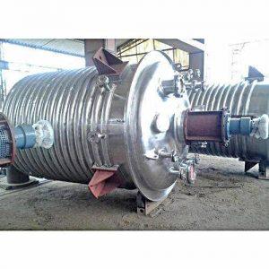 reaction pressure vessel