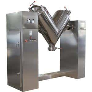 V shape Blander mixer